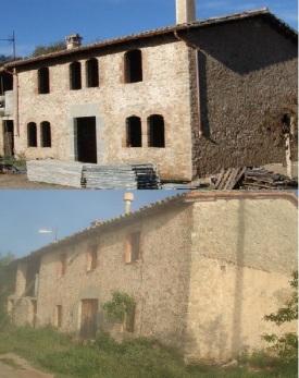 Antes y despues en la reforma de casa pequeña