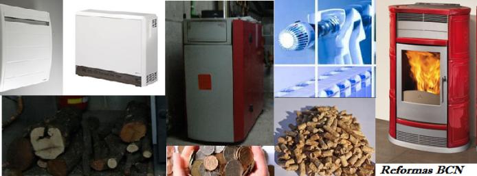 Instalaciones para ahorrar en calefaccion